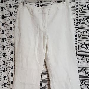 Madison  white  Pants